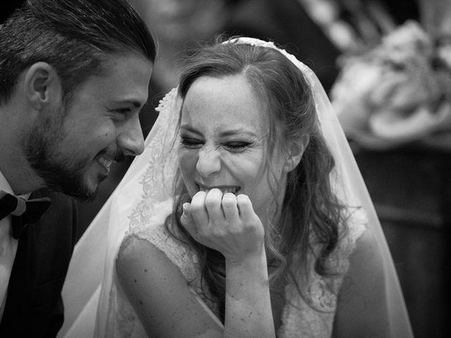 Il matrimonio di Danilo e Silvia a Frascati, Roma 85