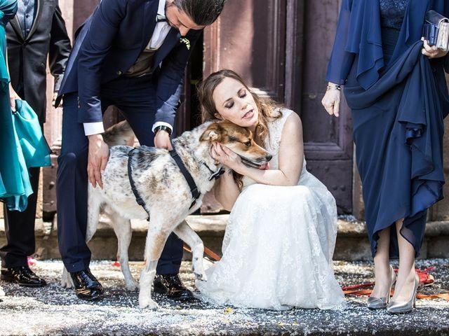 Il matrimonio di Danilo e Silvia a Frascati, Roma 87