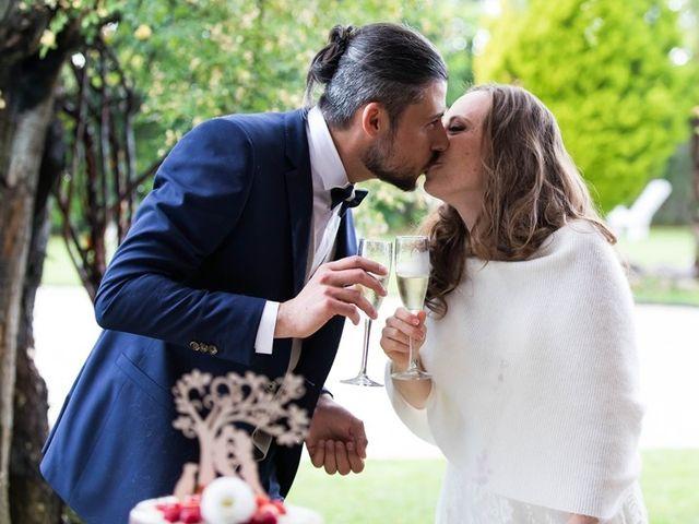 Il matrimonio di Danilo e Silvia a Frascati, Roma 89