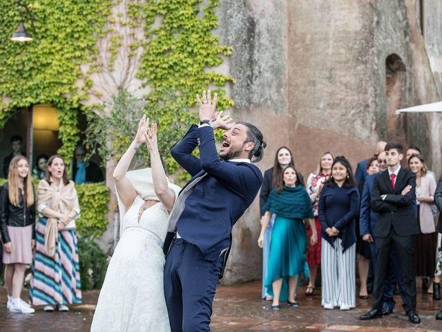 Il matrimonio di Danilo e Silvia a Frascati, Roma 90