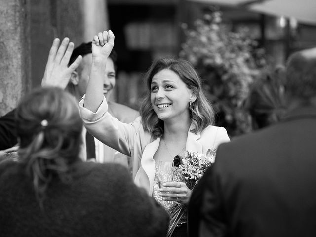Il matrimonio di Danilo e Silvia a Frascati, Roma 91