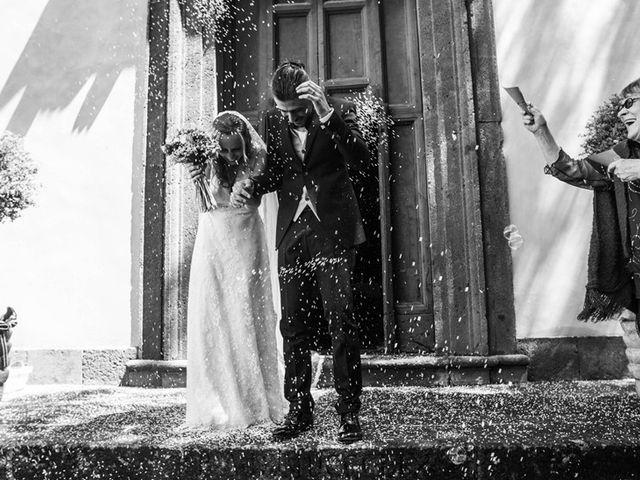 Il matrimonio di Danilo e Silvia a Frascati, Roma 92