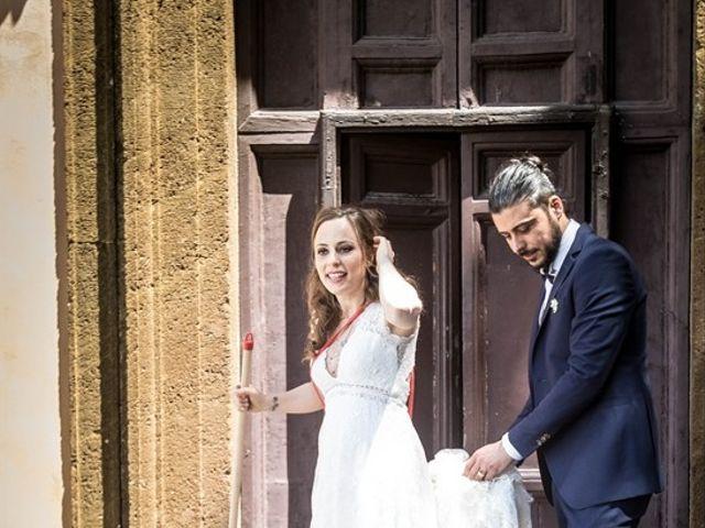 Il matrimonio di Danilo e Silvia a Frascati, Roma 93
