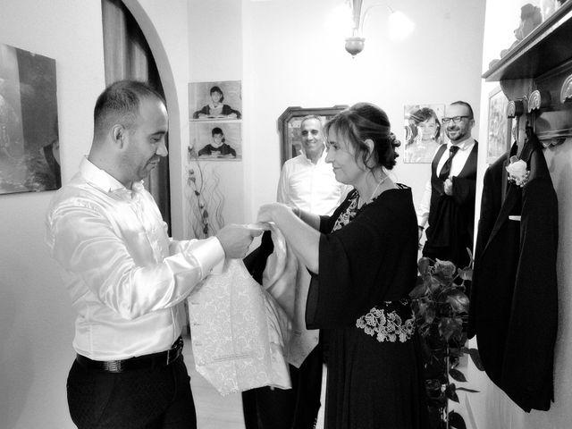 Il matrimonio di Laura e Checco a Lunamatrona, Cagliari 3