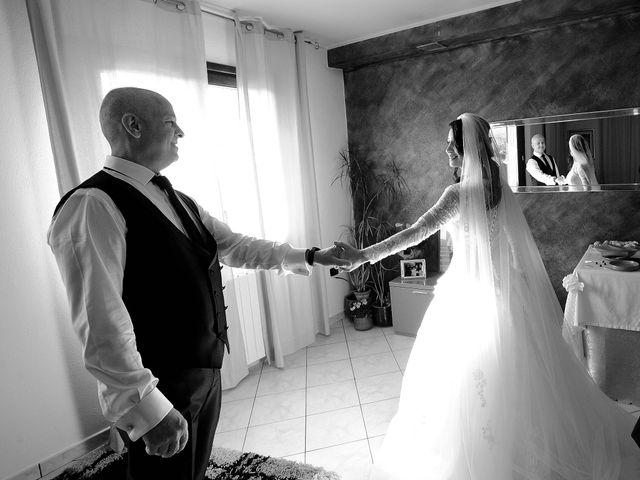 Il matrimonio di Laura e Checco a Lunamatrona, Cagliari 6