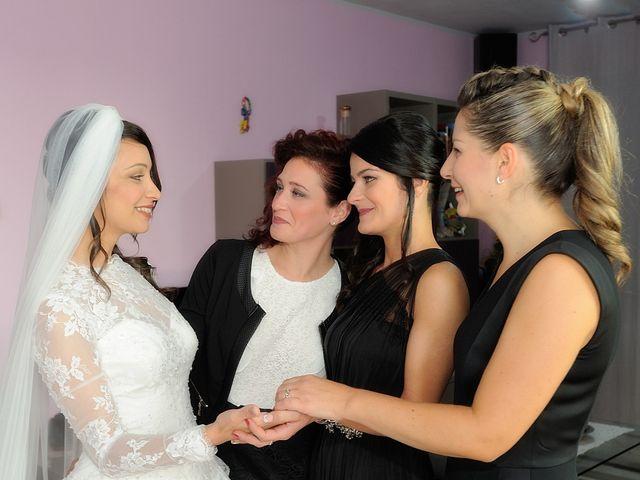 Il matrimonio di Laura e Checco a Lunamatrona, Cagliari 7
