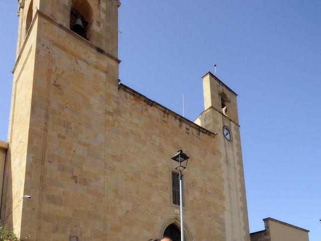 Il matrimonio di Laura e Checco a Lunamatrona, Cagliari 9