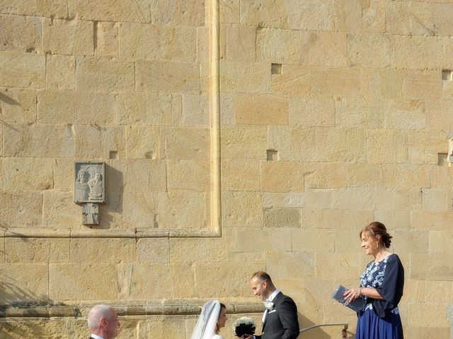 Il matrimonio di Laura e Checco a Lunamatrona, Cagliari 10