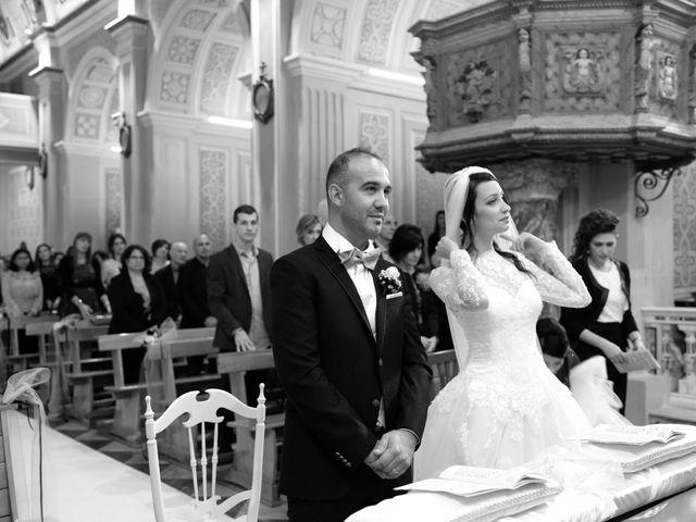 Il matrimonio di Laura e Checco a Lunamatrona, Cagliari 1