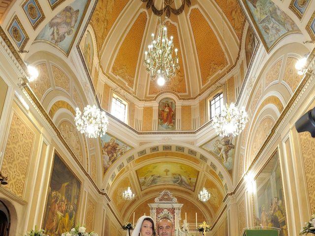 Il matrimonio di Laura e Checco a Lunamatrona, Cagliari 13