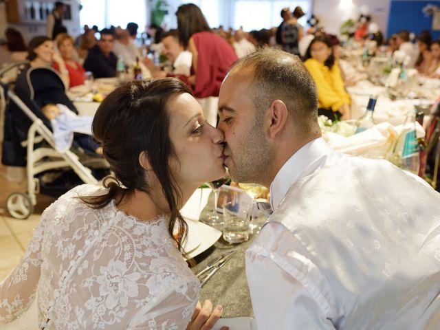 Il matrimonio di Laura e Checco a Lunamatrona, Cagliari 21
