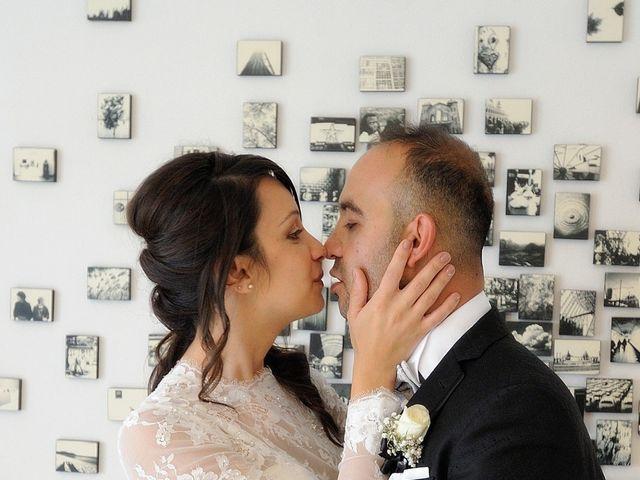 Il matrimonio di Laura e Checco a Lunamatrona, Cagliari 25