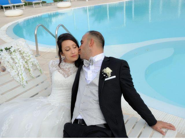 Il matrimonio di Laura e Checco a Lunamatrona, Cagliari 29