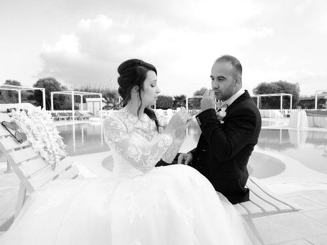 Il matrimonio di Laura e Checco a Lunamatrona, Cagliari 31