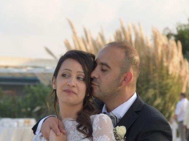 Il matrimonio di Laura e Checco a Lunamatrona, Cagliari 32
