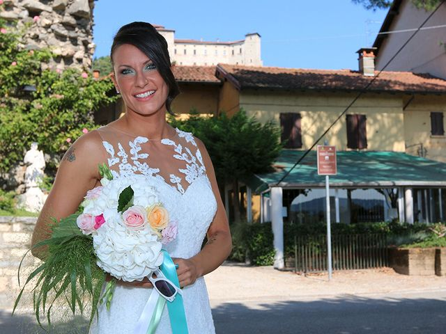 Il matrimonio di Jacopo e Nicky a Angera, Varese 6