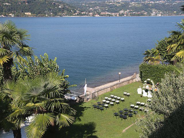 Il matrimonio di Jacopo e Nicky a Angera, Varese 7