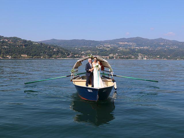 Il matrimonio di Jacopo e Nicky a Angera, Varese 8