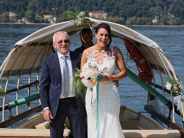 Il matrimonio di Jacopo e Nicky a Angera, Varese 9