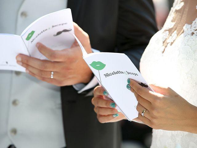Il matrimonio di Jacopo e Nicky a Angera, Varese 11