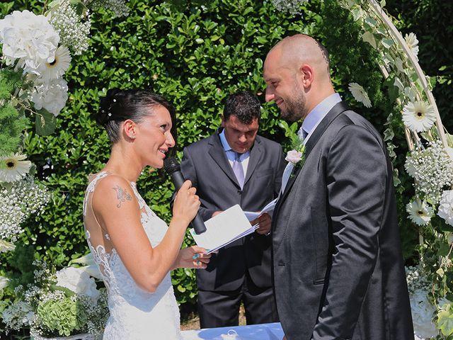 Il matrimonio di Jacopo e Nicky a Angera, Varese 13