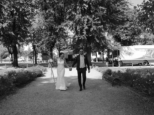 Il matrimonio di Jacopo e Nicky a Angera, Varese 16