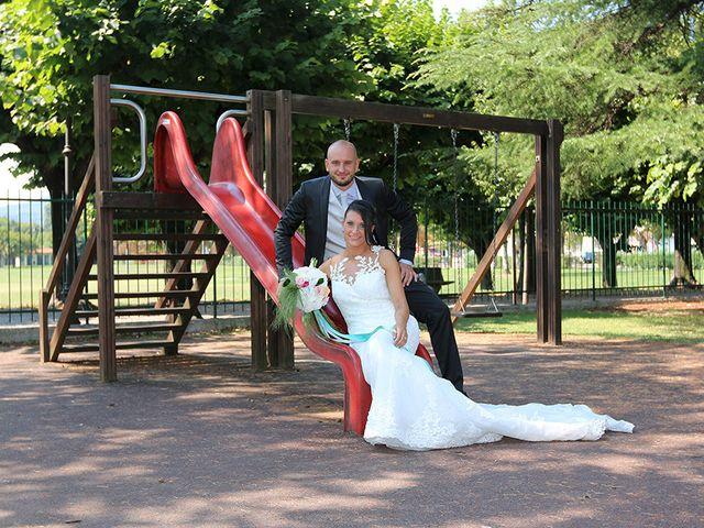 Il matrimonio di Jacopo e Nicky a Angera, Varese 18
