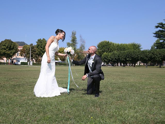 Il matrimonio di Jacopo e Nicky a Angera, Varese 19