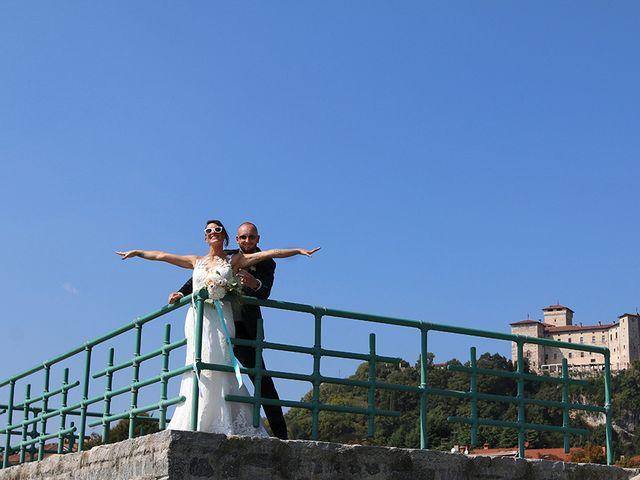 Il matrimonio di Jacopo e Nicky a Angera, Varese 21