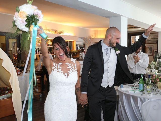 Il matrimonio di Jacopo e Nicky a Angera, Varese 1
