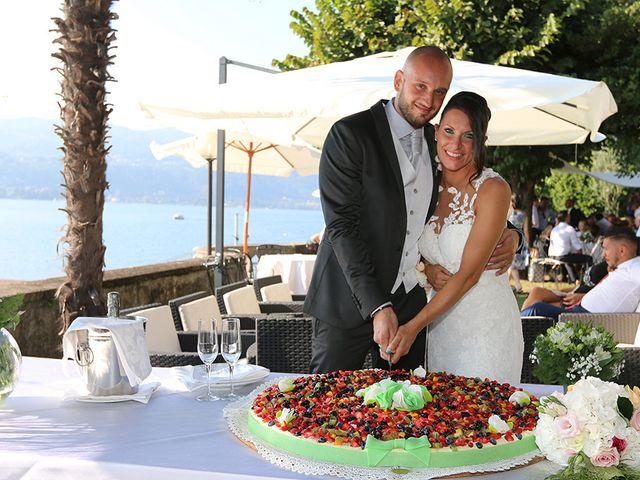 Il matrimonio di Jacopo e Nicky a Angera, Varese 23