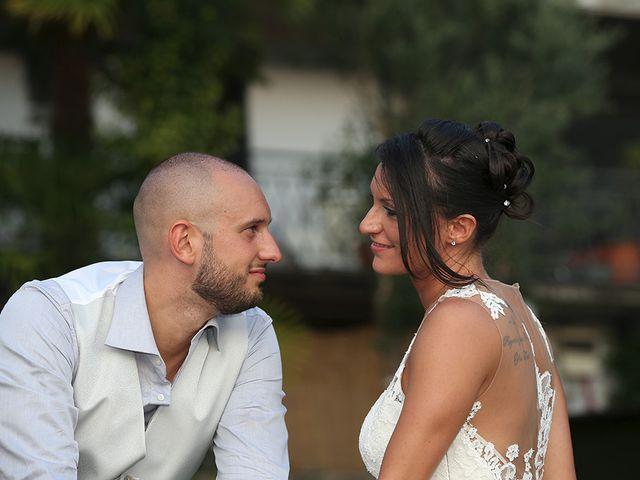 Il matrimonio di Jacopo e Nicky a Angera, Varese 2