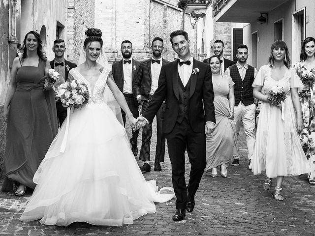 Le nozze di Marco e Melissa