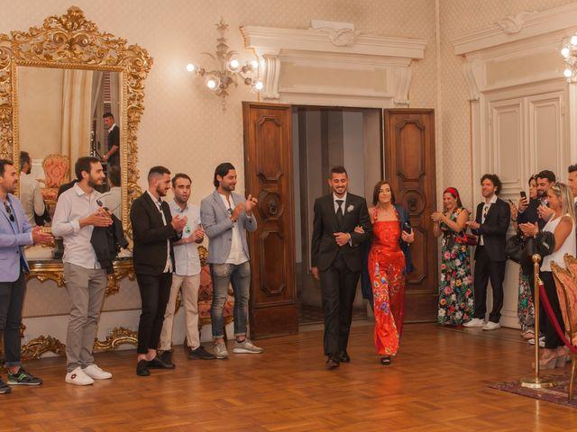 Il matrimonio di Enrico e Irene a Livorno, Livorno 4