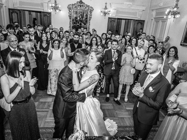 Il matrimonio di Enrico e Irene a Livorno, Livorno 14