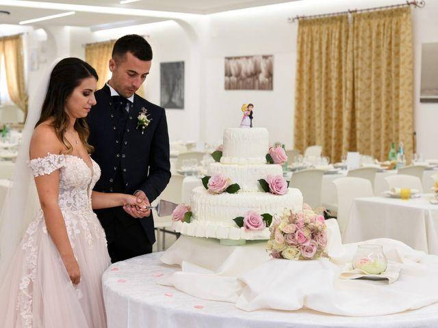 Il matrimonio di Maria Teresa e Christian a Ardara, Sassari 2