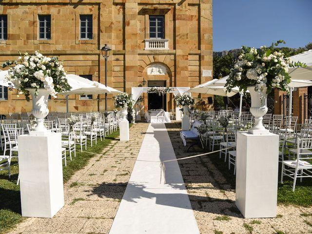 Il matrimonio di Nino e Jessica a Palermo, Palermo 19