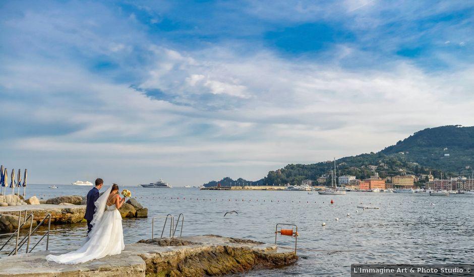 Il matrimonio di Luca e Arianna a Santa Margherita Ligure, Genova