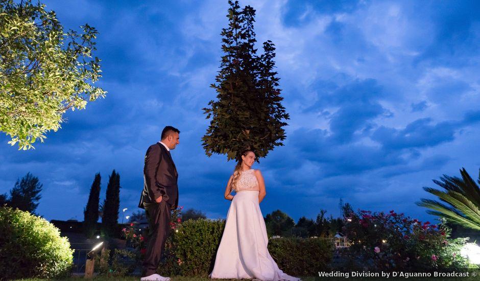 Il matrimonio di Diego e Deborah a Piedimonte San Germano, Frosinone
