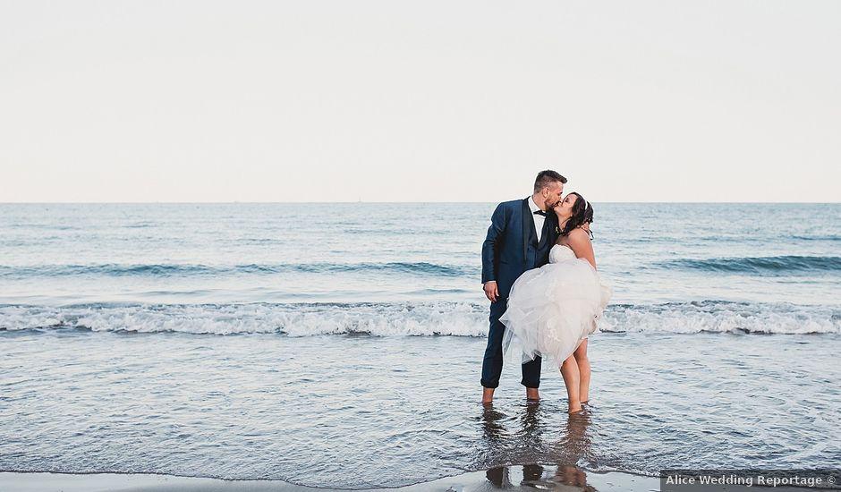 Il matrimonio di Nicola e Elisa a Cavallino-Treporti, Venezia