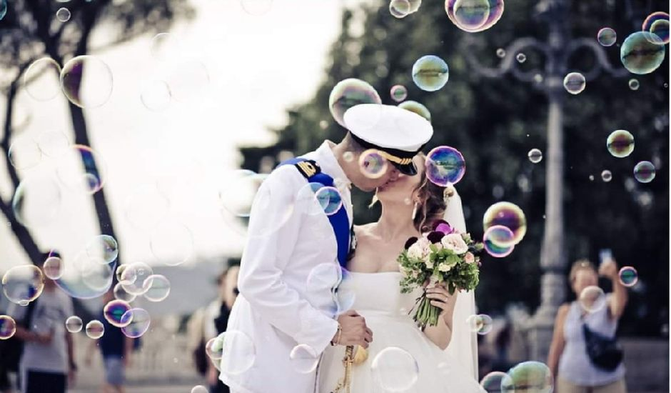 Il matrimonio di Manfredi e Letizia a Roma, Roma