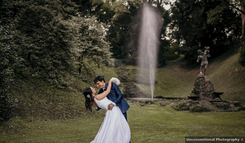 Il matrimonio di Davide e Michela a Stezzano, Bergamo