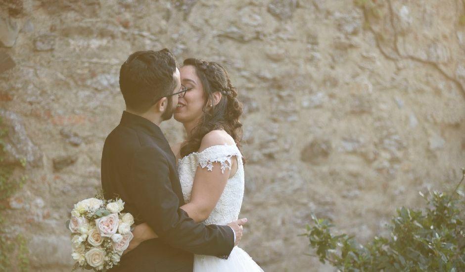 Il matrimonio di Alessandro e Stefania a Ameglia, La Spezia
