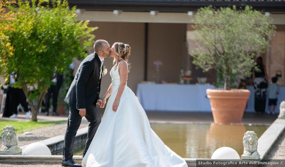 Il matrimonio di Mirko e Valentina a Robecco sul Naviglio, Milano