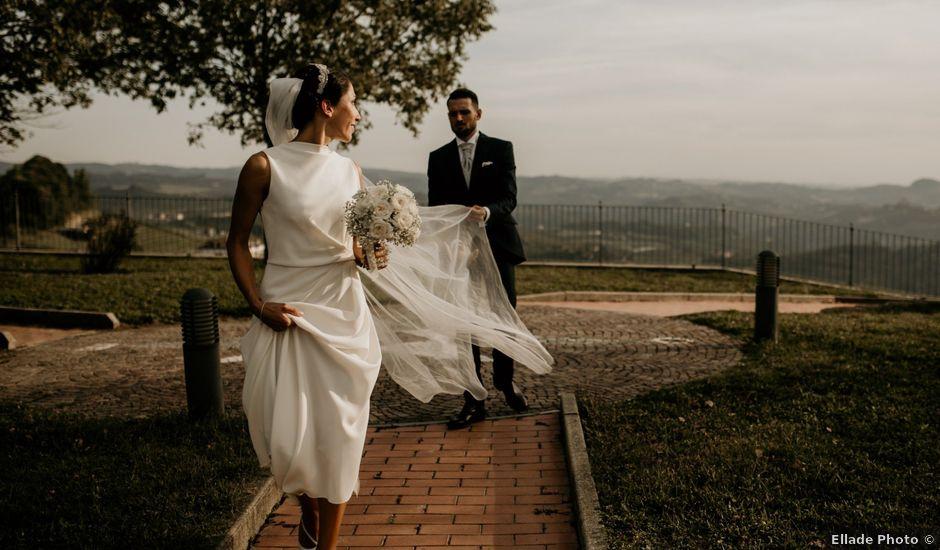 Il matrimonio di Gianluca e Chiara a Alba, Cuneo