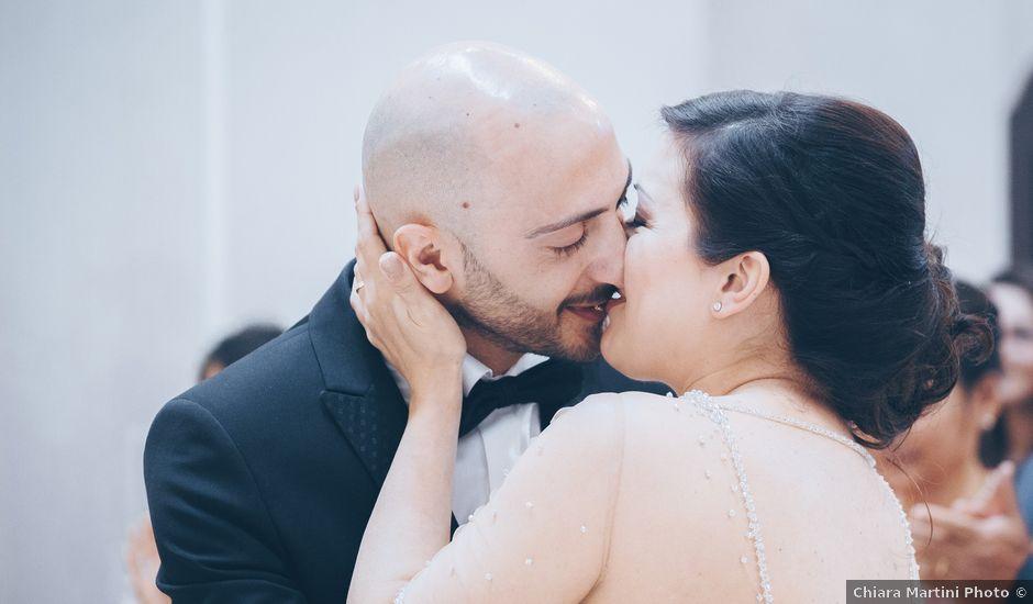 Il matrimonio di Fabio e Anya a Tortoreto, Teramo