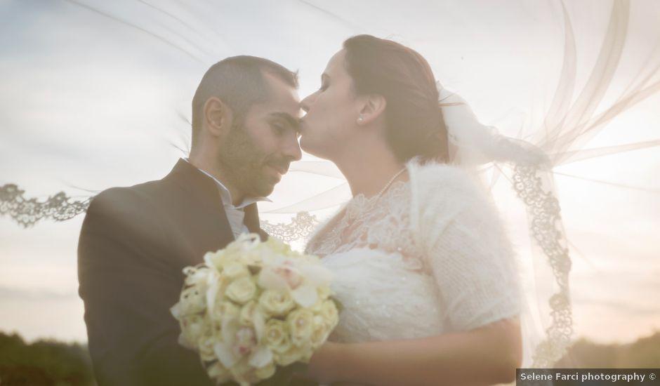 Il matrimonio di Carmelo e Valentina a Uta, Cagliari