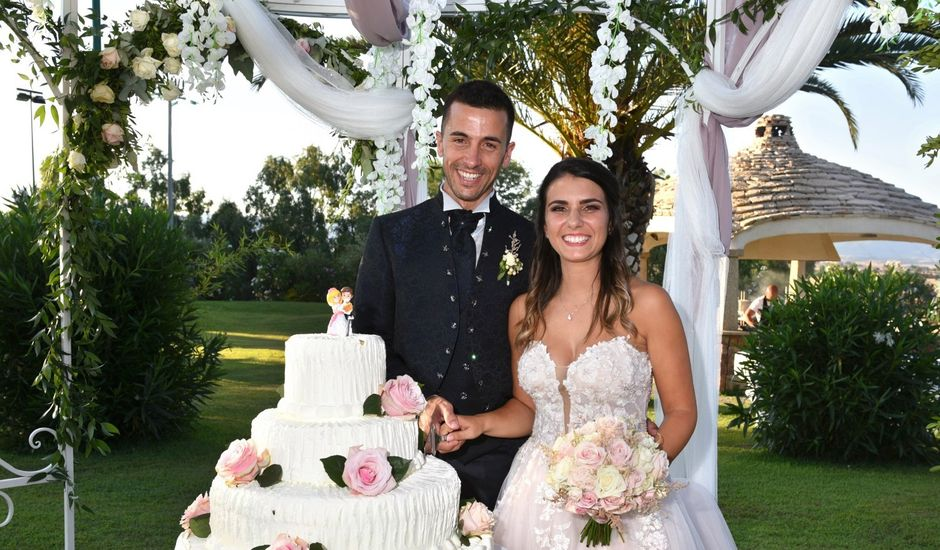 Il matrimonio di Maria Teresa e Christian a Ardara, Sassari