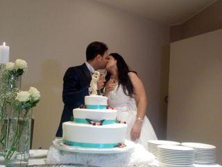 Le nozze di Veronica e Carmelo