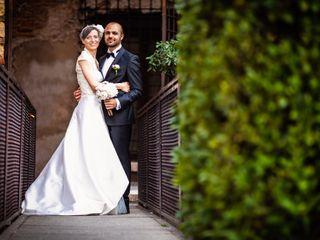 Le nozze di Anna e Evren
